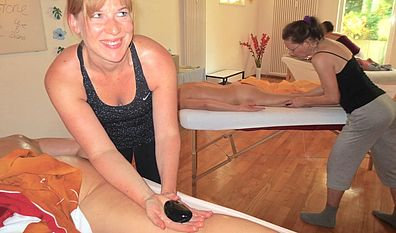 Hot Stone Lomi Stone Massage