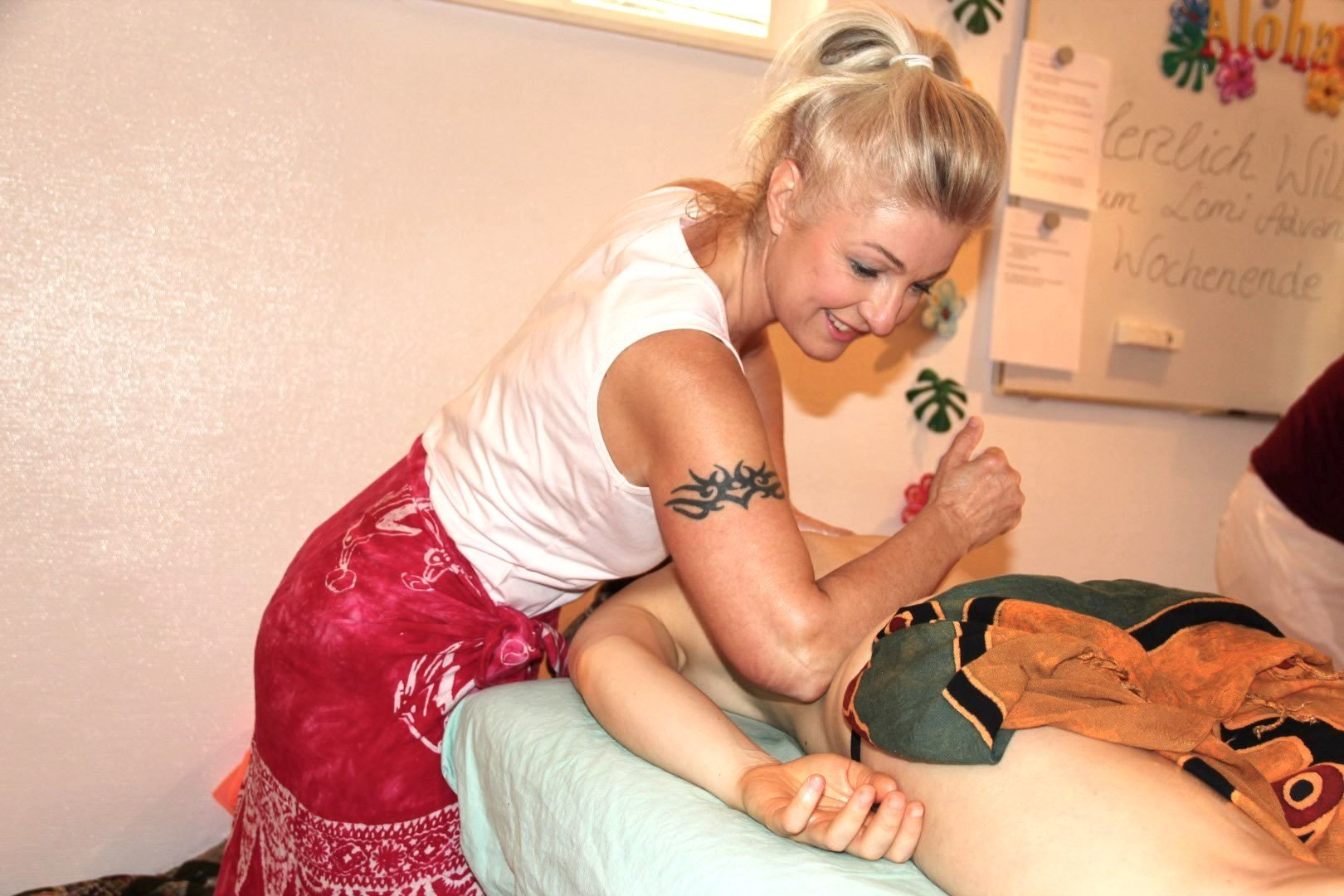 Lomi Lomi Massage Advanced Ausbildung